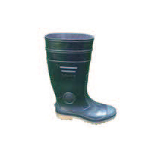 Non Safety Gum Boot with Yellow Sole